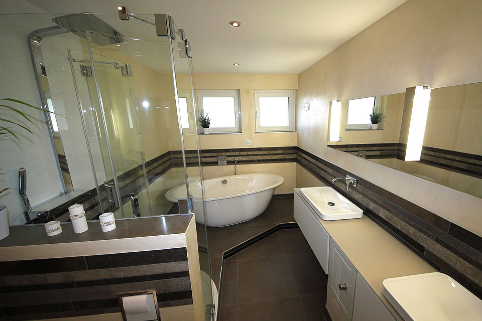 Badezimmer - Unsere Leistungen